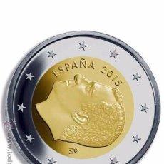 Monedas de Felipe VI: 2 EUROS ESPAÑA 2016 NUEVO TIPO REY FELIPE VI ENCARTONADA S/C. Lote 245466595