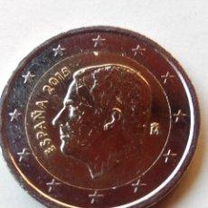 Monedas de Felipe VI: MONEDA ESPAÑA 2 EURO 2015-REY FELIPE VI.EBC. Lote 147563609