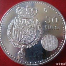 Monedas de Felipe VI: 30 EUROS DE PLATA. 2014. FELIPE VI. Lote 126452995