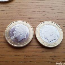 Monedas de Felipe VI: ESPAÑA 2 MONEDAS DE 1€ DE 2016 Y 2017 FELIPEVI. Lote 129584318