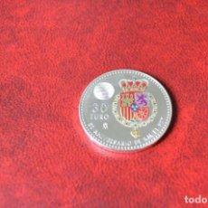 Monedas de Felipe VI: ESPAÑA - 30 EUROS - 2018 - PROOF. Lote 130217327