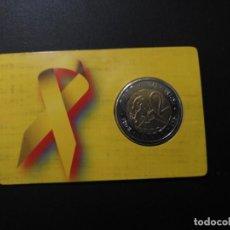 Monedas de Felipe VI: PRUEBA MONEDA CONMEMORATIVA CATALUÑA 2018. Lote 142305902