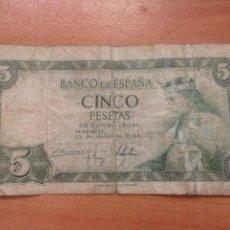 Monedas de Felipe VI: 5 PESETAS. Lote 142829224