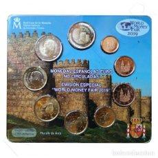 Monete di Felipe VI: EUROSET ESPAÑA 2019 - WORLD MONEY FAIR '19 - BERLIN 2019. Lote 167462736