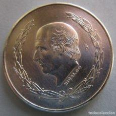 Monedas de Felipe VI: MEXICO. CINCO PESOS DE PLATA MUY ANTIGUOS . AÑO 1953 . HIDALGO. PIEZA SUPER NUEVA. Lote 269976823