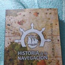Monedas de Felipe VI: HISTORIA DE LA NAVEGACION 20 MONEDAS DE NIQUEL.. Lote 178234058