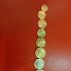 Monedas de Felipe VI: ESPAÑA 2016 SERIE EUROS VALORES DOS 2 EUROS ALTAMIRA. Lote 179257201