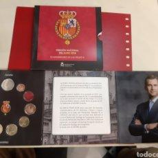 Monedas de Felipe VI: 2018 ESPAÑA SET CARTERA EUROS FNMT. Lote 179618378