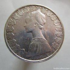 Monedas de Felipe VI: REPUBLICA ITALIANA . 500 LIRAS DE PLATA SIN CIRCULAR. Lote 183537420