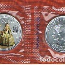 Monedas de Felipe VI: ESPAÑA : 30 € 2019 ( LAS MENINAS ) SC.UNC. Lote 183739195
