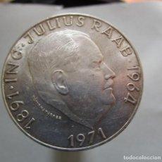Monedas de Felipe VI: AUSTRIA . 50 SCHILLINGS DE PLATA ANTIGUOS . CALIDAD SIN CIRCULAR. Lote 184874966