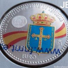Monedas de Felipe VI: ESPAÑA. MONEDA DE PLATA 30€. 2018. 1300 ANIVERSARIO REINO DE ASTURIAS. Lote 190101686