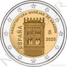 Monedas de Felipe VI: ESPAÑA 2 EUROS 2020 LA TORRE DEL SALVADOR DE TERUEL S/C. Lote 206984937