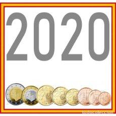 Monedas de Felipe VI: ESPAÑA: SERIE COMPLETA EURO 2020 LOS 8 VALORES S/C REY FELIPE V. Lote 204798142