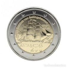 Monedas de Felipe VI: ESTONIA 2020 2€ 200 ANIVERSARIO DEL DESCUBRIMIENTO DE LA ANTÁRTIDA. Lote 203348202