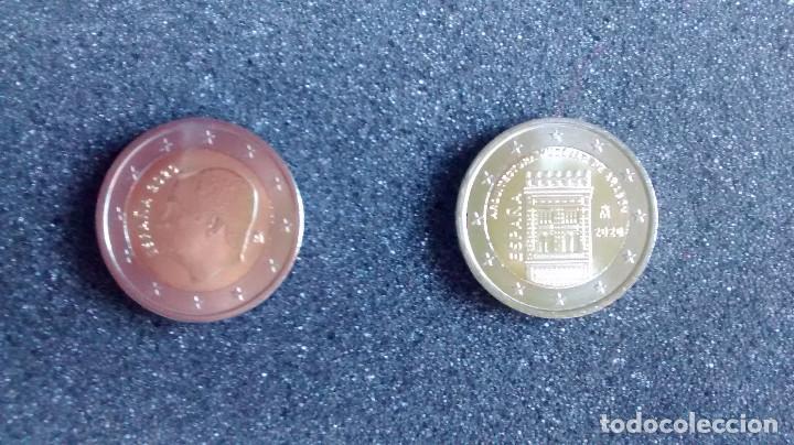 Monedas de Felipe VI: Monedas de 2 euros 2020. Anual y conmemorativa - Foto 2 - 210375445