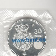 Monedas de Felipe VI: ESPAÑA- 30 EUROS-2014-FELIPE VI. Lote 211901347