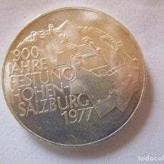 Moedas de Felipe VI: AUSTRIA . 100 SCHILLING DE PLATA ANTIGUOS . EN ACABADO PROOF . CALIDAD SIN CIRCULAR. Lote 215131827