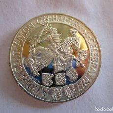 Moedas de Felipe VI: AUSTRIA . 100 SCHILLING DE PLATA ANTIGUOS . EN ACABADO PROOF . CALIDAD SIN CIRCULAR. Lote 215974483