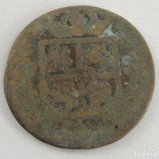 Moedas de Felipe VI: MONEDA COBRE VALENCIA, SEISENO FELIPE V. Lote 216553670