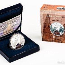 Monedas de Felipe VI: ESPAÑA 10 EURO PLATA 2020 PROOF SERIE EUROPA - EL GÓTICO - 8 REALES. Lote 217265205