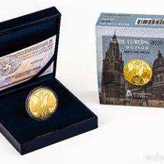 Monedas de Felipe VI: ESPAÑA 200 EURO ORO 2020 PROOF SERIE EUROPA - EL GÓTICO - 4 ESCUDOS. Lote 217265696