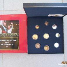 Monedas de Felipe VI: ESTUCHE EUROS PROOF 2015 (FELIPE VI)... Lote 217484585