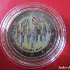 Monedas de Felipe VI: ESPAÑA. 2 EUROS CONMEMORATIVOS 2010. ESMALTADOS CORDOBA. Lote 219320136