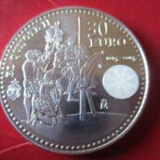 Monete di Felipe VI: ESPAÑA. MONEDA DE 30 EUROS DE PLATA AÑO 2015. Lote 219580421