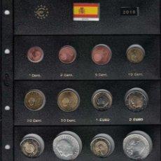 Monedas de Felipe VI: FELIPE VI AÑO COMPLETO 2018 SIN CIRCULAR. Lote 222112275