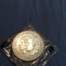 Monedas de Felipe VI: MONEDA PLATA PRECINTADA SIN CIRCULAR 12 € 2002. Lote 222214345
