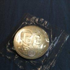 Monedas de Felipe VI: MONEDA PLATA 12 € BODA PRÍNCIPE DE ASTURIAS 2004. Lote 222214730