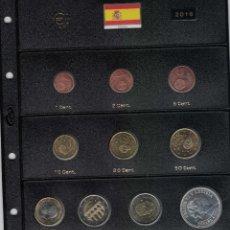 Monedas de Felipe VI: FELIPE VI AÑO COMPLETO 2016 SIN CIRCULAR. Lote 222434260