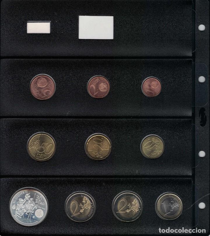 Monedas de Felipe VI: Felipe VI año completo 2015. Sin circular. - Foto 2 - 222580233