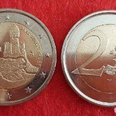 Monedas de Felipe VI: MONEDA 2 EUROS ESPAÑA 2014 CONMEMORATIVA PARK GUELL GAUDI SIN CIRCULAR NUEVA DE CARTUCHO ORIGINAL. Lote 224156580