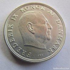Monete di Felipe VI: DINAMARCA . 5 CORONAS ANTIGUAS DEL AÑO 1967 . CALIDAD FANTASTICA. Lote 230804435