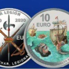Monedas de Felipe VI: ESPAÑA 2020 SELECCIÓN MONEDAS COLECCIÓN EMISIÓN FNMT PARA CORREOS LIM. 300 UNIDADES. Lote 234414630