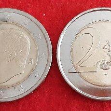 Monedas de Felipe VI: MONEDA 2 EUROS ESPAÑA AÑO 2019 REY SIN CIRCULAR NUEVA DE CARTUCHO ORIGINAL. Lote 294057323