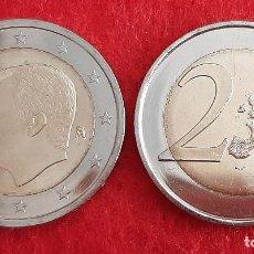 Monedas de Felipe VI: MONEDA 2 EUROS ESPAÑA 2015 SIN CIRCULAR NUEVA DE CARTUCHO ORIGINAL. Lote 289671948