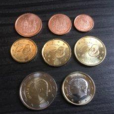 Monedas de Felipe VI: SERIE EUROS. ESPAÑA 2020. SIN CIRCULAR. PROCEDENTES DE CARTUCHO.. Lote 241857375