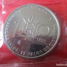Monedas de Felipe VI: MEDALLA DE LA FNMT CONMEMORATIVA DE LOS 100 AÑOS DE LA LEGIÓN. 2020. Lote 243972720