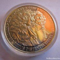Monedas de Felipe VI: PAISES BAJOS . 25 ECU DE PLATA DEL AÑO 1989 . HERMANOS HUYGENS . TOTALMENTE NUEVA. Lote 245529980