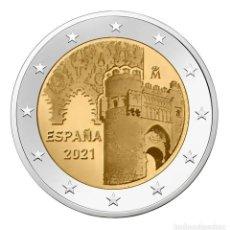 Monedas de Felipe VI: ESPAÑA 2 EURO 2021 PUERTA DEL SOL DE TOLEDO S/C. Lote 292071253