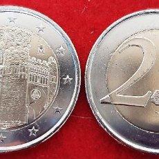 Monedas de Felipe VI: MONEDA 2 EUROS ESPAÑA AÑO 2021 CONMEMORATIVA PUERTA TOLEDO SIN CIRCULAR NUEVA DE CARTUCHO ORIGINAL. Lote 271858673