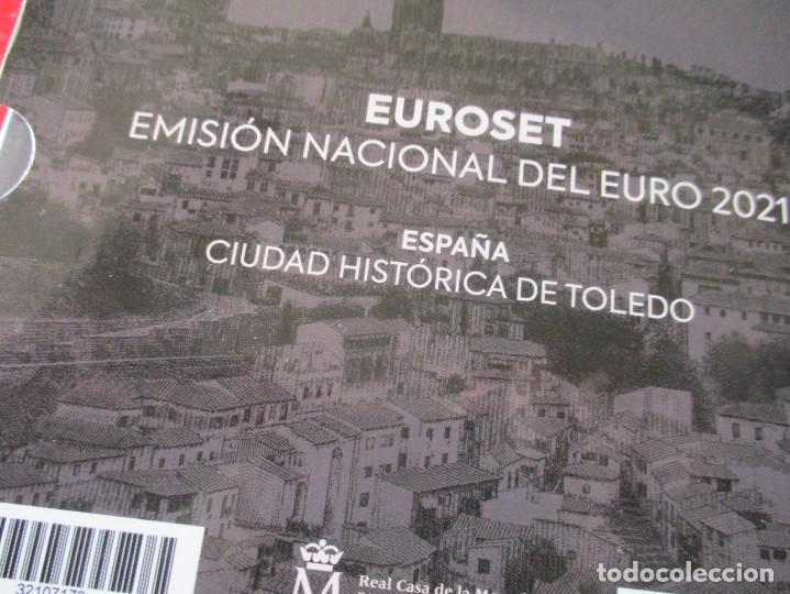 Monedas de Felipe VI: España. Emisión nacional del euro 2021 acuñada por la FNMT - Foto 3 - 251488340