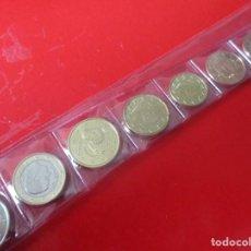 Monedas de Felipe VI: ESPAÑA. EMISIÓN NACIONAL DEL EURO 2021 SERIE SIN CIRCULAR. Lote 251492645