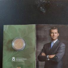 Monedas de Felipe VI: 2018 ESPAÑA FELIPE VI 2 EUROS PROOF ESCUDO ESPAÑA NUMISMÁTICA COLISEVM. Lote 252748600