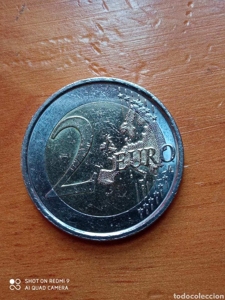 Monedas de Felipe VI: Moneda 2€ España 2014 Mezquita de Córdoba - Foto 2 - 253797700