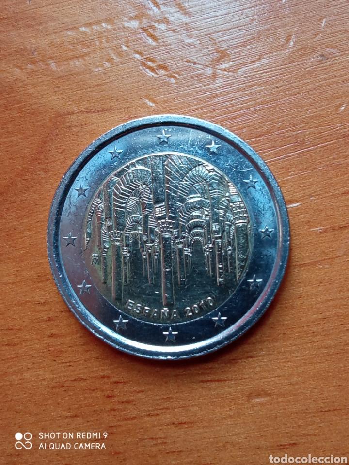 MONEDA 2€ ESPAÑA 2014 MEZQUITA DE CÓRDOBA (Numismática - España Modernas y Contemporáneas - Felipe VI)