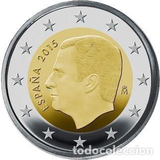 2 EURO ESPAÑA 2021 COMÚN SC (Numismática - España Modernas y Contemporáneas - Felipe VI)
